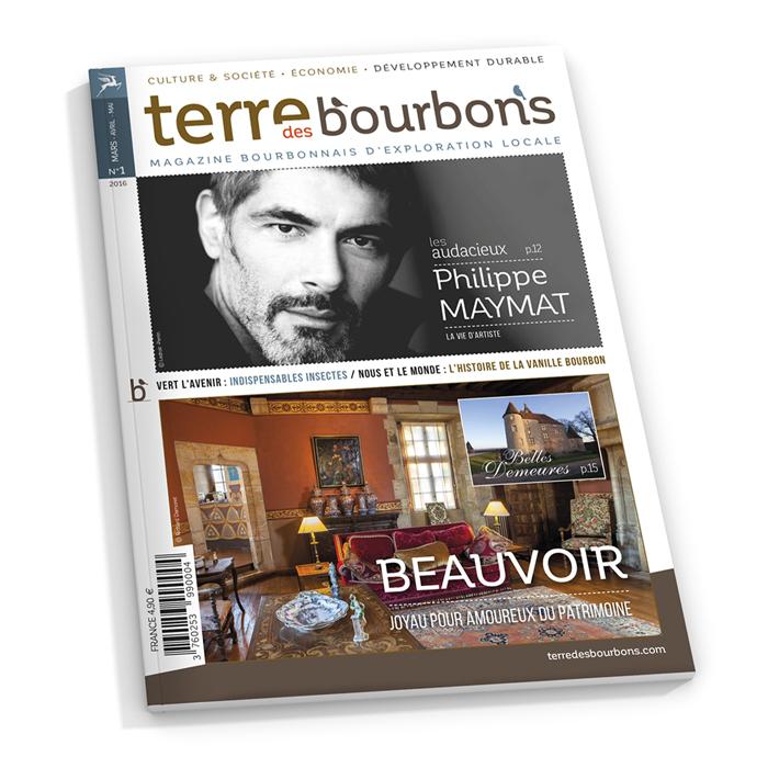 Terre des bourbons magazine culture société développement durable exploration locale bourbonnais