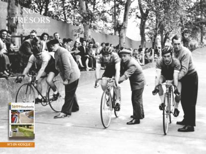 terre des bourbons vélo coureur histoire