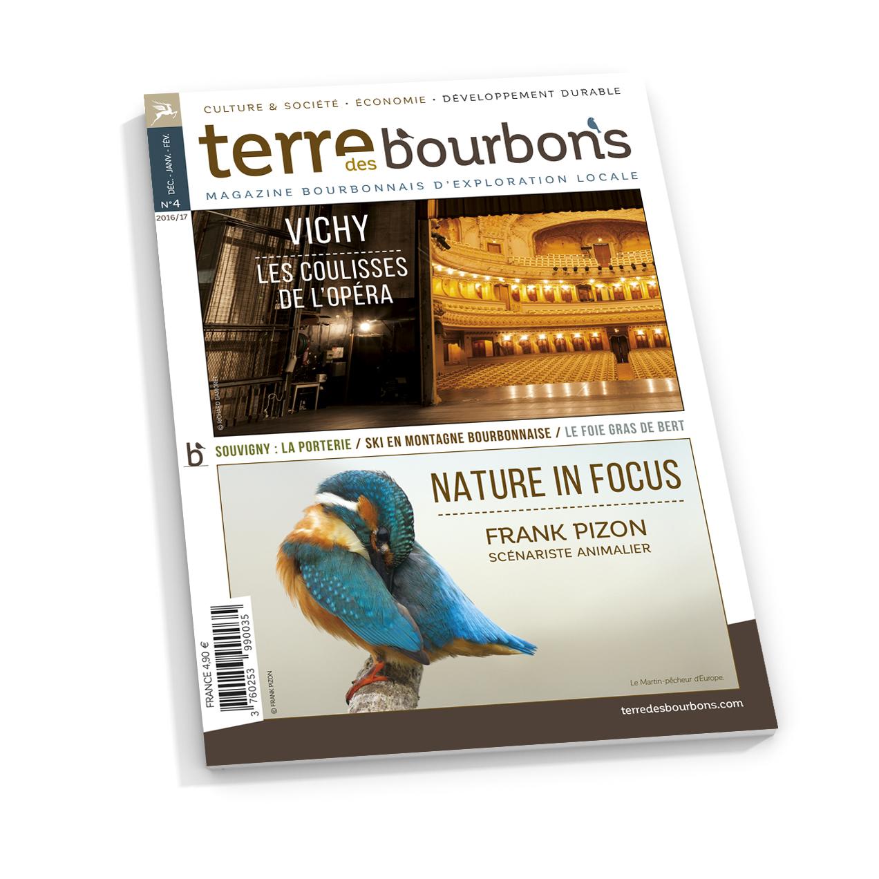 Terre des bourbons magazine numéro 4 magazine d'exploration locale culture société région exploration