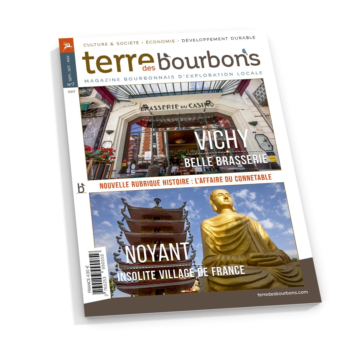 magazine terre des bourbons culture société économie développement durable exploration locale