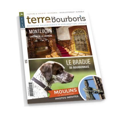 magazine terre des bourbons culture société économie développement durable exploration locale Moulins