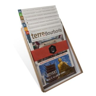 coffret magazine terre des bourbons culture société économie développement durable exploration locale